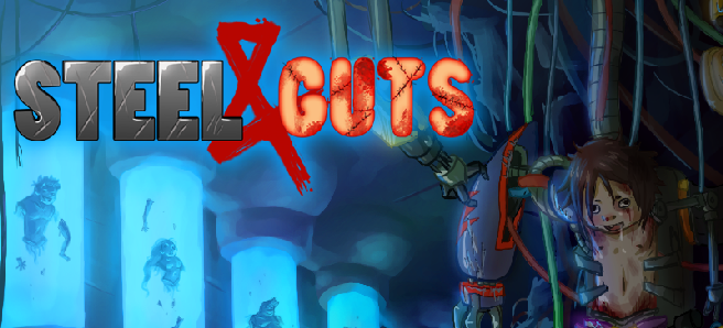 Click here to check out the 'Steel & Guts' project