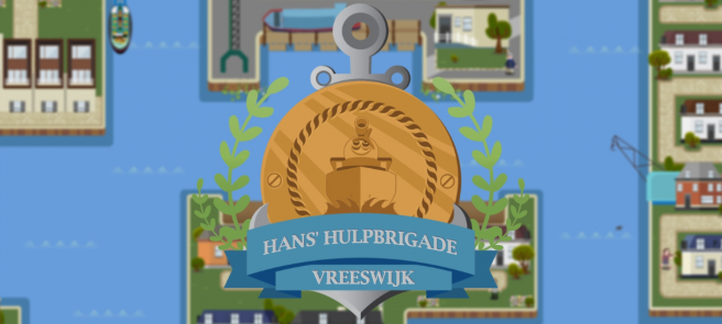 Click here to check out Hans' Hulpbrigade