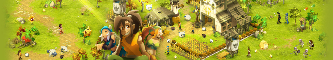 Dofus artwork